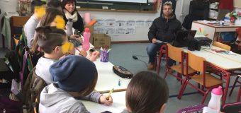 2ο Δημοτικό Σχολείο Κάτω Αχαΐας – Πήραν συνέντευξη από τον πρόεδρο του συλλόγου Γονέων! Τί ετοιμάζουν οι μαθητές;