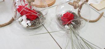 """Το λουλούδι που """"ζει"""" για πάντα, μόνο στο Μοναδικές Στιγμές και Όνειρα, για την ημέρα της Αγάπης! ΦΩΤΟ"""