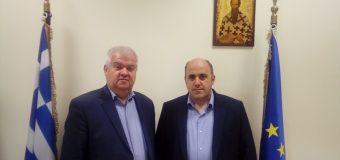 Υποψήφιος δημοτικός σύμβουλος με τον Χρήστο Νικολάου, ο Κωνσταντίνος Γεωργιόπουλος