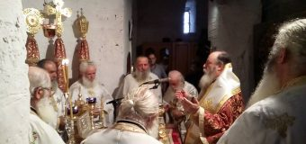 Το πρόγραμμα των Ιερών Ακολουθιών στη Μονή της Αγίας Μαρίνας – Σαντομέρι
