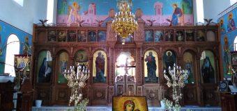 Στη θέση του, το Ιερό Κειμήλιο στον Ναό της Κοιμήσεως της Θεοτόκου – Το συγκινητικό σημείωμα του συλλόγου Κρίνου