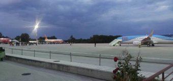 Στα 5 πρώτα περιφερειακά αεροδρόμια ο Άραξος με τη μεγαλύτερη κίνηση