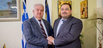 Βασίλης Καραμπελιάς: «Με τον Χρήστο Νικολάου για τη νίκη της Κυριακής»