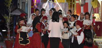 Αλυκές: Παραδοσιακή γιορτή με τραγούδια και χορούς του Κατηχητικού Σχολείου του Αγίου Νικολάου – ΒΙΝΤΕΟ