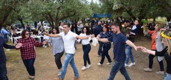 Σύλλογος Γομοστού: Πλήθος κόσμου στο γλέντι για την Πρωτομαγιά! ΦΩΤΟ