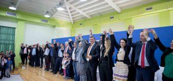 """Το Δημοτικό ψηφοδέλτιο της """"Συνεργασίας Δυμαίων Πολιτών"""" – ΦΩΤΟ των υποψηφίων"""