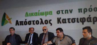Αντώνης Χαροκόπος: Συζήτηση με τον υποψήφιο Ευρωβουλευτή Ιωάννη Βαρδακαστάνη για τα θέματα της δυτικής Ελλάδας